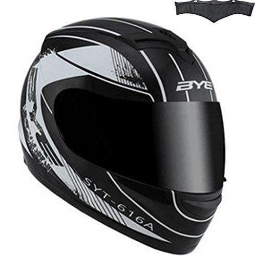 Adult Full Face Motorradhelm Lightweight Anti Fog Men Motocross Helme Atmungsaktiv Off Road Extreme Motorradhelme Damen Racing Schutzkappen