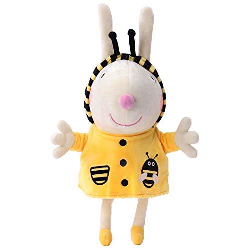 Peppa Pig Rebecca Rabbit in Bee Costume Plush 30 cm