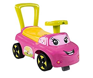 Smoby Auto Ride On Girl, Pink