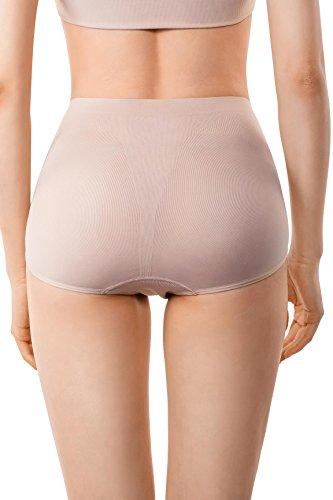 MD Shapewear Body Shaper Shaping Slip Mieder Formslip Shape Unterwäsche Nude