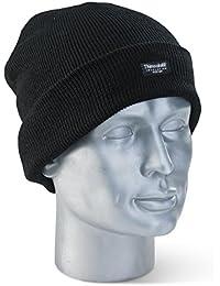 Amazon.it  Thinsulate - Berretti in maglia   Cappelli e cappellini ... 3145384df722