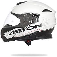 Astone rt1200 casco modulable Touring blanco y negro lacado L 59 – 60 ...