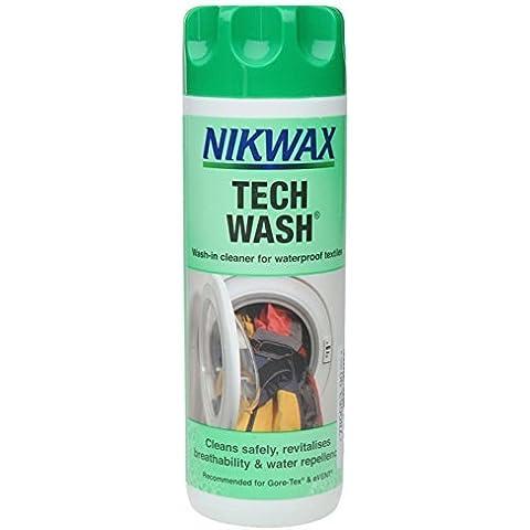 300ml Nikwax Tech Wash Waterproof Textile Cleaner by Nikwax