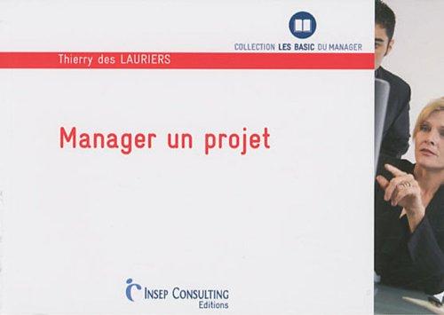 Manager un projet