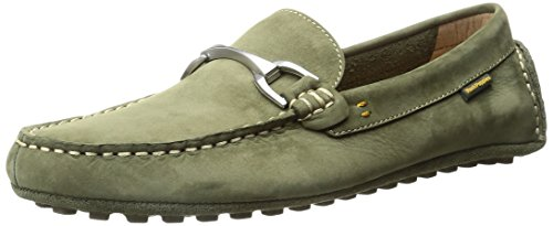 Hush Puppies Herren Longin Terveen Slipper Olive