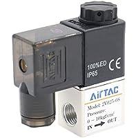 heschen Elektrische Pneumatische Magnetventil 2V025–0824VDC PT1/42/2WEGE Normalerweise geschlossen