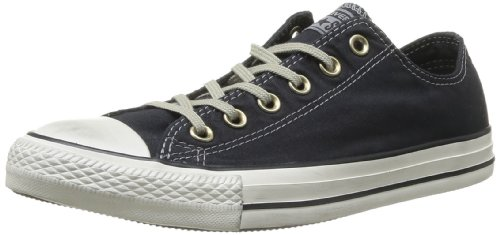 Converse Ct Well Worn Ox, Baskets mode mixte adulte Noir