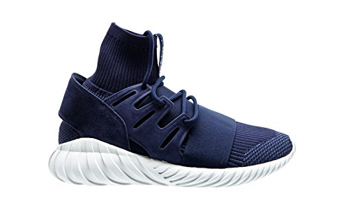 Adidas Originals TUBULAR DOOM PRIMEKNIT Chaussures Mode Sneakers Homme Bleu