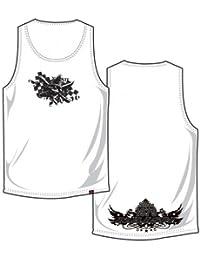 Naish Girls Tank Top tattoo - White