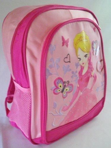 Sac à dos ville voyage école randonnée rose fille transport princesse fille Ville, Ballade Randonnée,marche école
