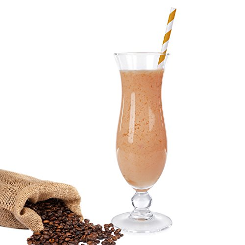 Kaffee Geschmack Proteinpulver Vegan mit 90% reinem Protein Eiweiß L-Carnitin angereichert für Proteinshakes Eiweißshakes Aspartamfrei (1 kg)