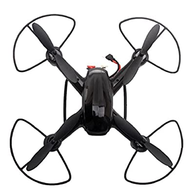 RC Quadcopter Drone,Sisit DM003 Drone 2.4G 4CH 6-Axis Mini RC Gyro Quadcopter with 0.3MP Camera For Kids/ Adult [Easy to Fly for Beginner]