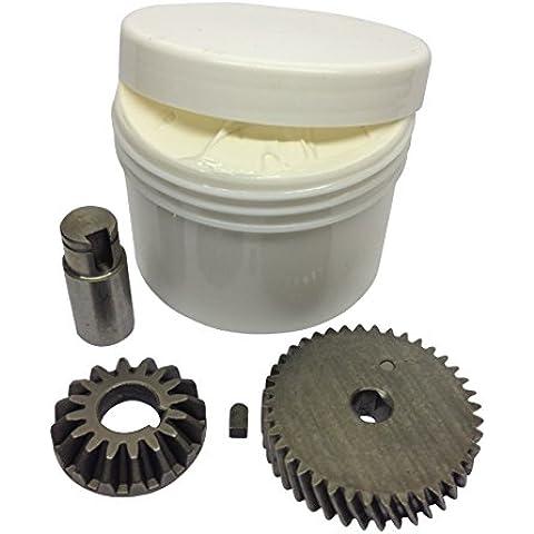 KENWOOD KMIX de la caja de engranajes primarios y velocidad lenta compl de con 100 G de grasa apta para alimentación