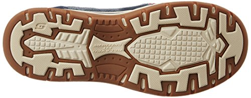 Skechers devrait Avillo Mens Casual Slip sur chaussure Navy