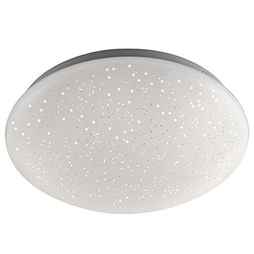 farbwechsel deckenleuchte RGB LED Decken Leuchte Dimmer Fernbedienung Sternenhimmel Funkel Lampe Leuchten Direkt 14241-16