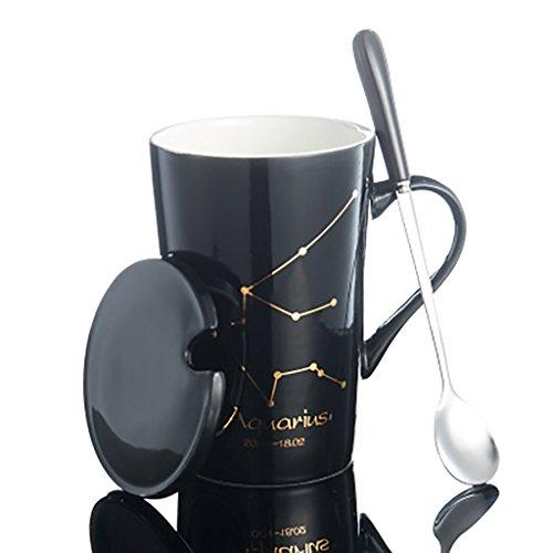 41f39N3i6%2BL Sternzeichen Wassermann Kaffeetasse Becher Tasse