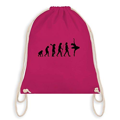 Evolution - Ballett Evolution - Turnbeutel I Gym Bag Fuchsia