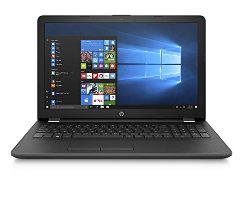 HP 15-bs000nl Notebook da 15.6', Pentium N3710, RAM 4 GB, HDD 500 GB, Intel HD 405, Grigio Fumo [Layout Italiano]