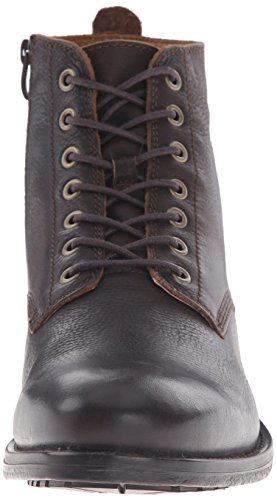 Clarks Faulkner hausse Boot Walnut leather