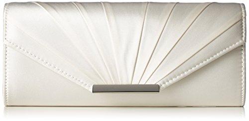 Picard Damen Scala Clutches, Weiß (Creme), 23x10x3 cm (Handtasche Elfenbein Damen)