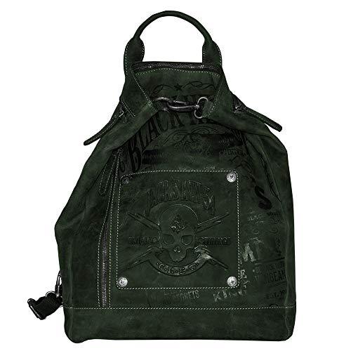 Jack's Inn 54 Tasche - Rob Roy Rucksack Multitalent auch als Umhängetasche verwendbar Farbe grün