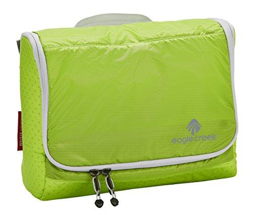 Eagle Creek Kulturbeutel Kosmetiktasche Pack-It Specter On Board Hygienetasche zum Aufhängen Kofferorganizer, 25 cm, 5.5 L, Strobe grün