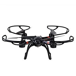 Haibei Quadrocopter 4CH 2.4GHz 6-Axis Gyro Drone RC Explorers Quad Copter LED RC Quadcopter