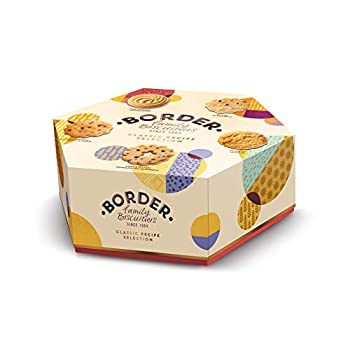 Border Biscuits Hexagonal...