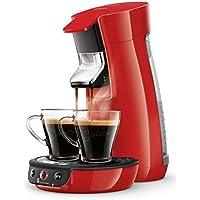 Philips HD6563/81 Machine à Café à Dosettes SENSEO Viva Café Rouge