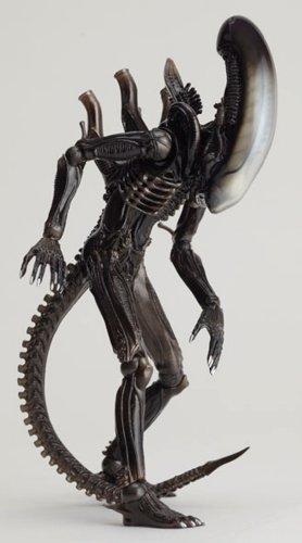 Alien Revoltech SciFi Super Poseable Action Figure #001 Alien Big Chap [Toy] (japan import) 2