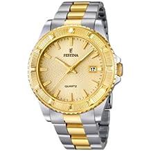 8ac83da6a596 Festina Vendome F16683 2 - Reloj analógico de Cuarzo para Mujer