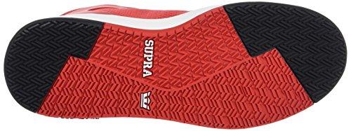Supra Herren Vaider 2.0 Hohe Sneakers Rot (Red-White) avYtBaKJ