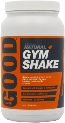 Good Chocolate Gym Shake with Hemp Protein 1kg