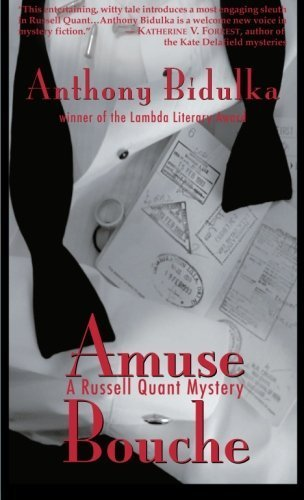 eBookStore Free Download: Amuse Bouche (Russell Quant Mysteries) by Anthony Bidulka (2005-04-01)