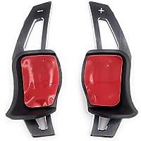 Onlineworld2013 Levas de cambio Shift Paddle Shifter Golf 5 Golf 6 (también gti) Amarok