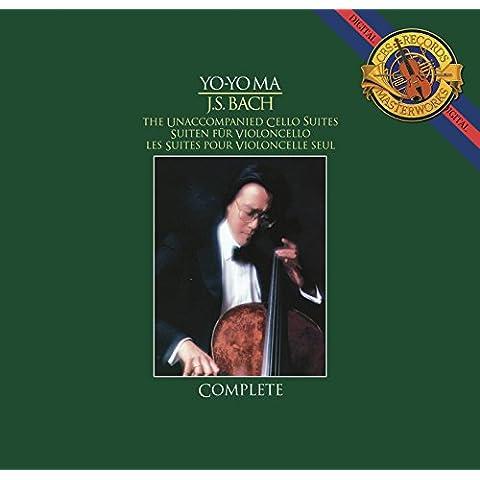 Unaccompanied Cello Suites [Vinyl LP] [Vinilo]