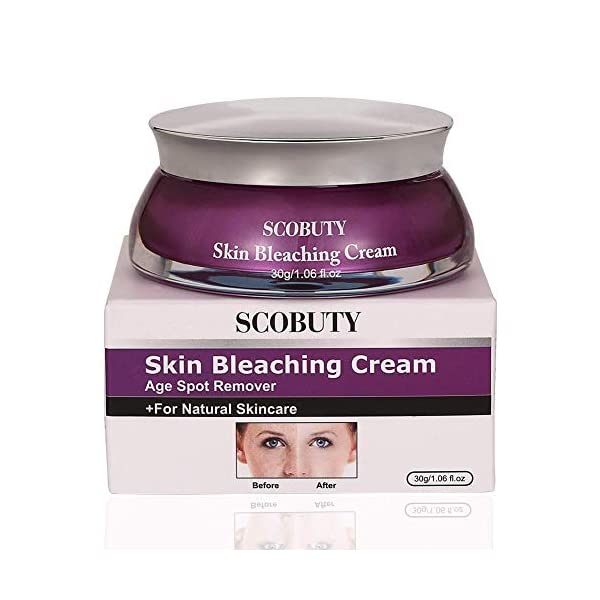 Whitening Cream, Crema Blanqueadora, Skin Whitening Cream, Crema Blanqueadora Cuerpo y Aclarar las Manchas de la piel…