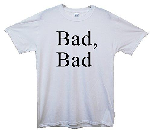Bad, Bad Crop Top Weiß