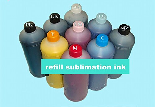 Gowe Sublimation Ink/Wärmeübertragung Tinte für Epson Pro 3850 Wide Format Drucker - Epson Dye-sublimation