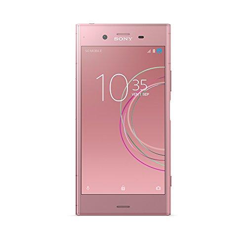 Sony Xperia XZ1 Smartphone débloqué 4G (Ecran : 5,2 pouces - 64 Go - Nano-Dual-SIM - Android) Rose