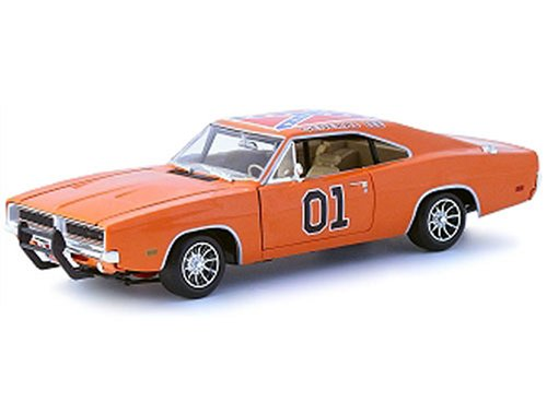 ertl-32485-vehicule-miniature-dodge-charger-general-lee-echelle-1-18