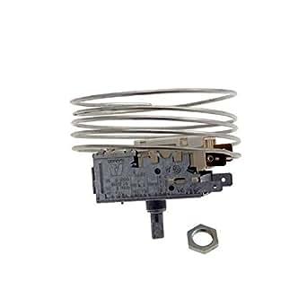 Thermostat k59l2626 rp 45x7028 refrigerateur vedette rdp24
