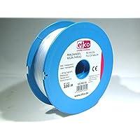 EFCO Polyamide Thread tensile Force Approx. 40 kg ø 1 mm 100 m Clear, 12 x 5 x 2 cm