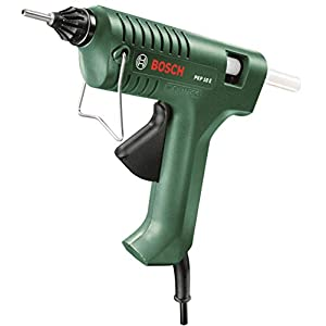 Bosch Home and Garden 603264503 Pkp 18-E Pistola Incollatrice, 200 W, Nero/Verde, 1 Pezzo 41f3T7pJFNL. SS300