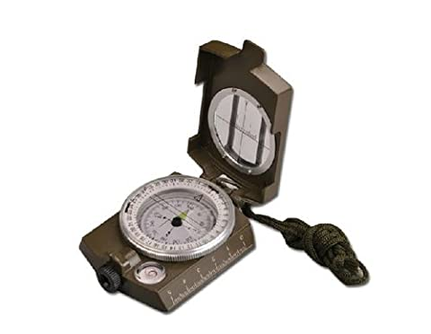NatureHike Lentille multifonctionnelle Digital Geological American Compass Marine Outdoor Camping Military Sports Navigator Equipment