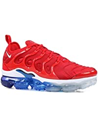 new concept 8cc3f baa14 NIKE Men Air Vapormax Plus 924453 601 Red