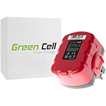 Green Cell® Batería de Herramienta Eléctrica para Bosch PSR 1440 (NiCAD celdas 2000mAh 14.4V)