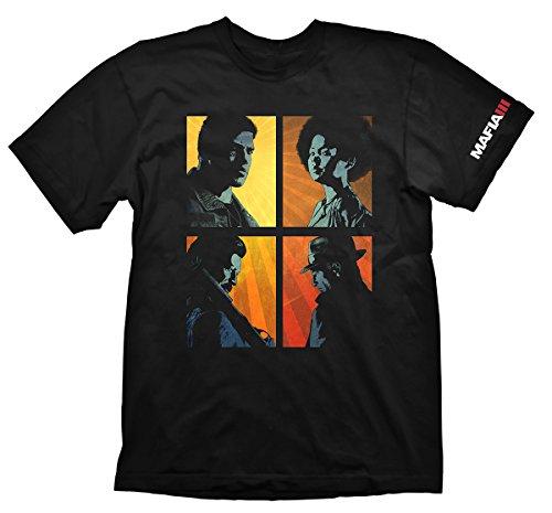 Mafia 3 T-Shirt Portraits, M