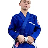 Valor Kids Victory 2.0 Premium Lightweight BJJ GI | Free White Belt