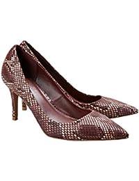 83eabca09d3c0b Suchergebnis auf Amazon.de für  damen pumps beere  Schuhe   Handtaschen